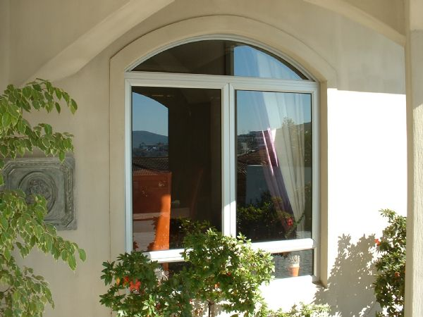 Econo Window Arched Windows
